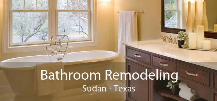 Bathroom Remodeling Sudan - Texas