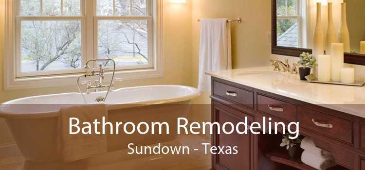Bathroom Remodeling Sundown - Texas