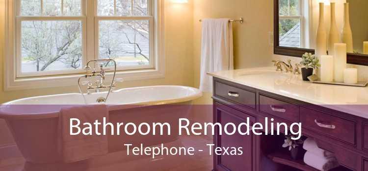 Bathroom Remodeling Telephone - Texas