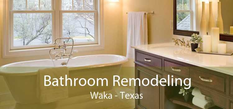 Bathroom Remodeling Waka - Texas