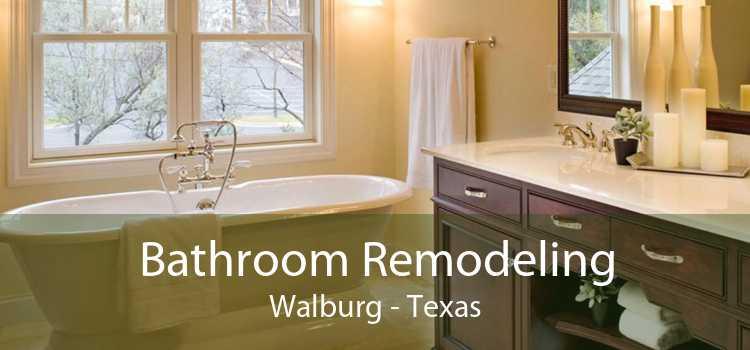Bathroom Remodeling Walburg - Texas