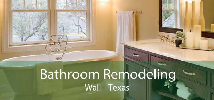 Bathroom Remodeling Wall - Texas