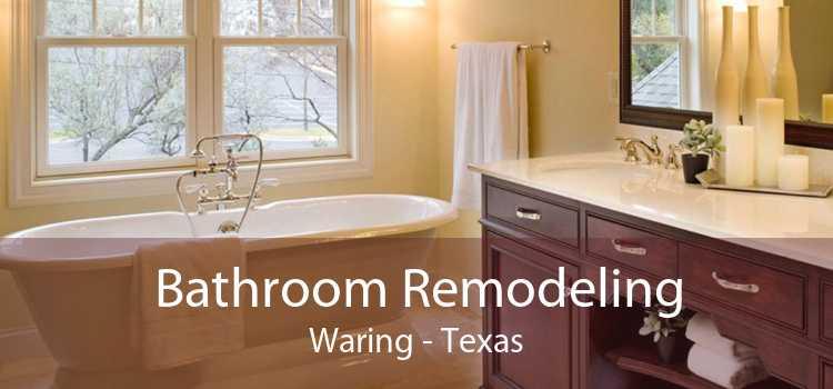Bathroom Remodeling Waring - Texas