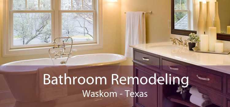 Bathroom Remodeling Waskom - Texas