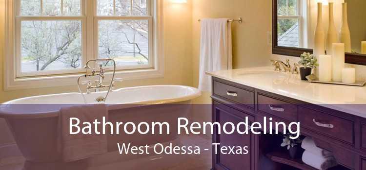 Bathroom Remodeling West Odessa - Texas