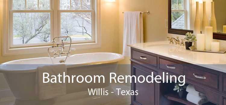 Bathroom Remodeling Willis - Texas