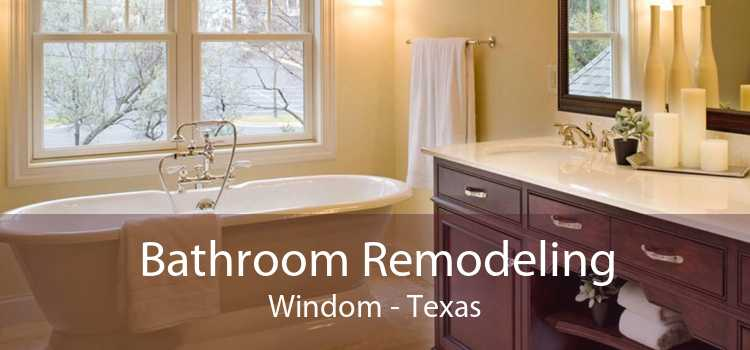 Bathroom Remodeling Windom - Texas