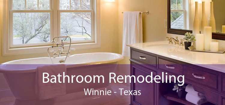 Bathroom Remodeling Winnie - Texas