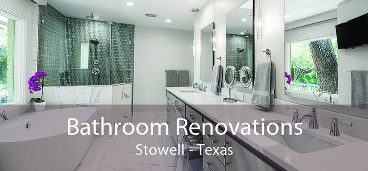 Bathroom Renovations Stowell - Texas