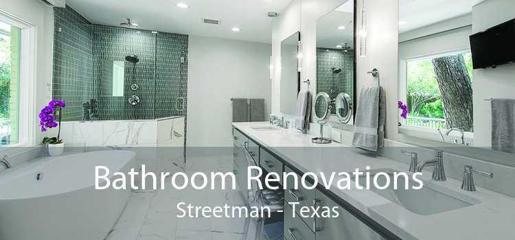 Bathroom Renovations Streetman - Texas