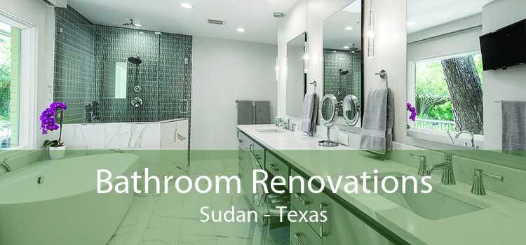 Bathroom Renovations Sudan - Texas