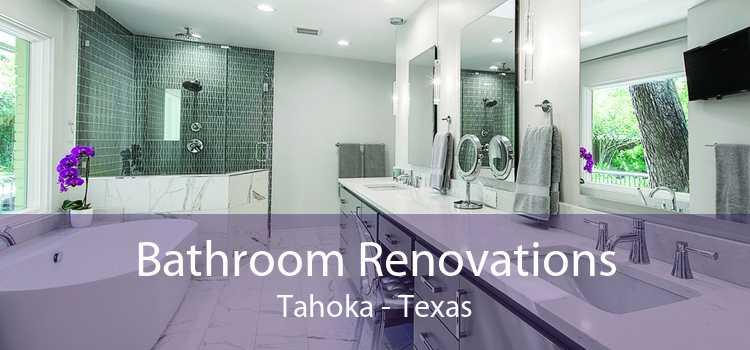 Bathroom Renovations Tahoka - Texas