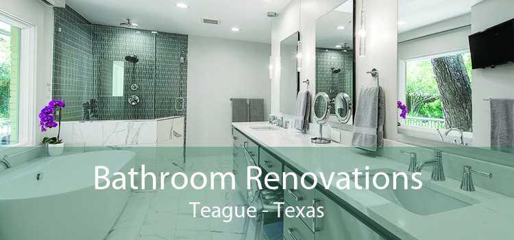 Bathroom Renovations Teague - Texas
