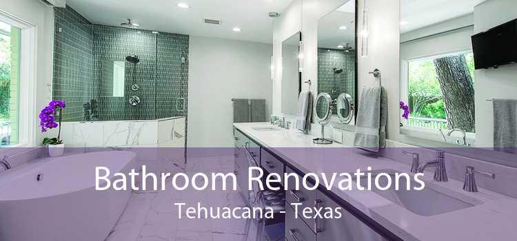 Bathroom Renovations Tehuacana - Texas