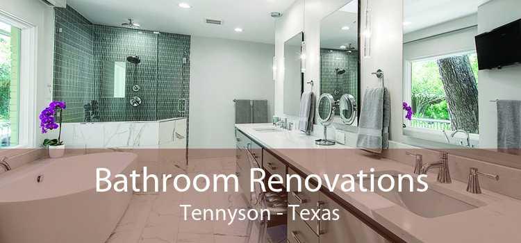 Bathroom Renovations Tennyson - Texas