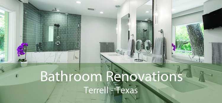 Bathroom Renovations Terrell - Texas