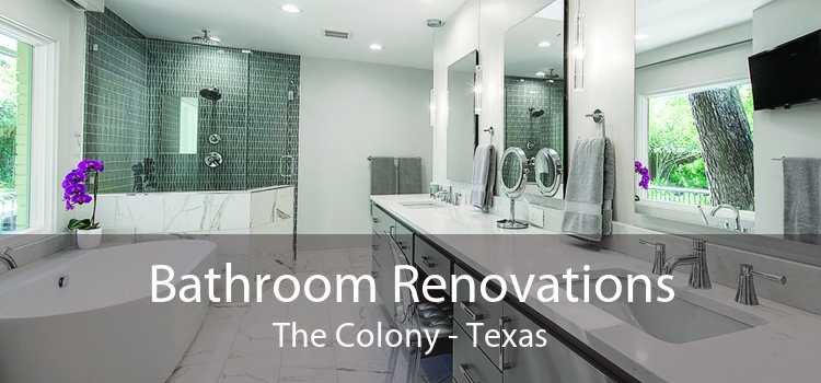 Bathroom Renovations The Colony - Texas