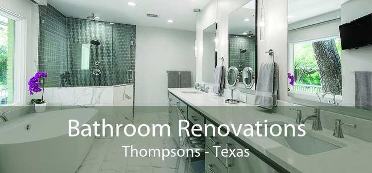 Bathroom Renovations Thompsons - Texas
