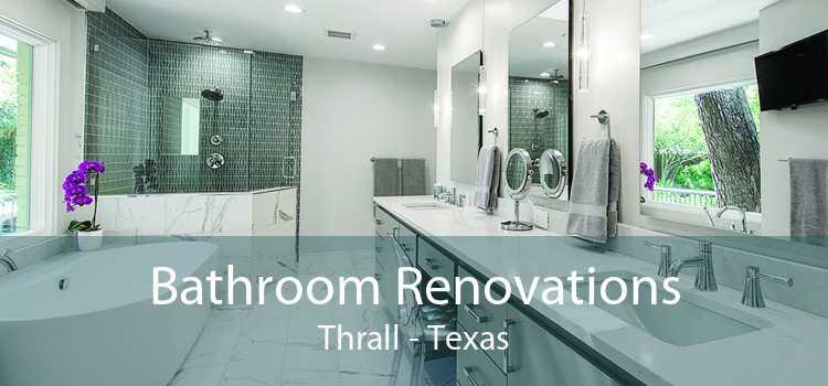 Bathroom Renovations Thrall - Texas