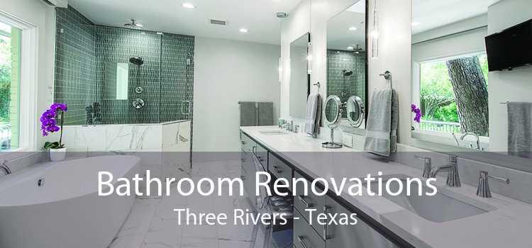 Bathroom Renovations Three Rivers - Texas