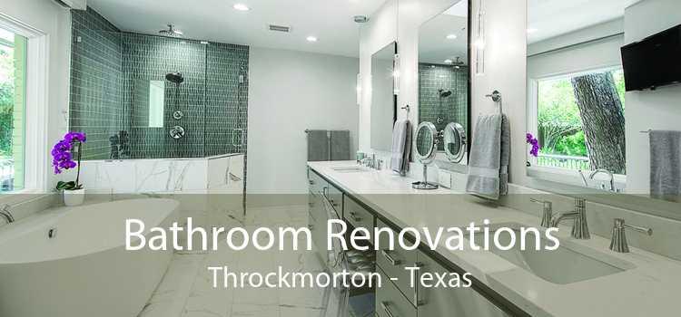 Bathroom Renovations Throckmorton - Texas