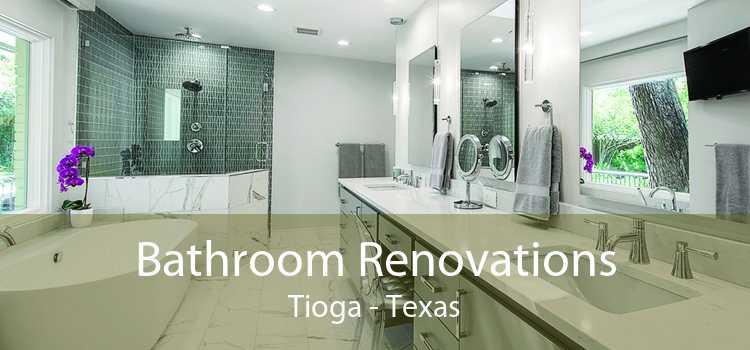 Bathroom Renovations Tioga - Texas
