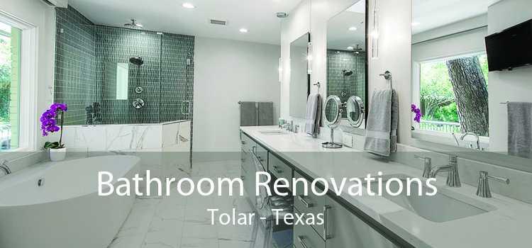 Bathroom Renovations Tolar - Texas