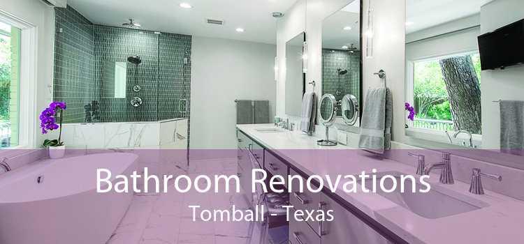 Bathroom Renovations Tomball - Texas
