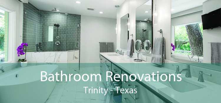Bathroom Renovations Trinity - Texas