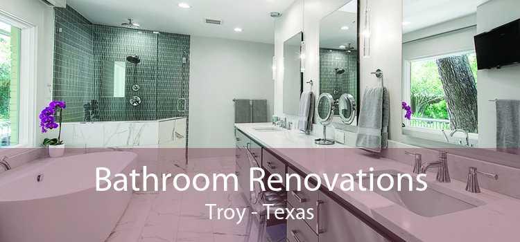Bathroom Renovations Troy - Texas
