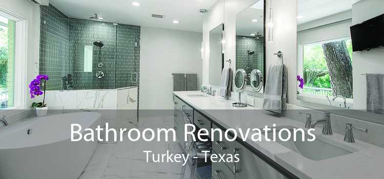 Bathroom Renovations Turkey - Texas