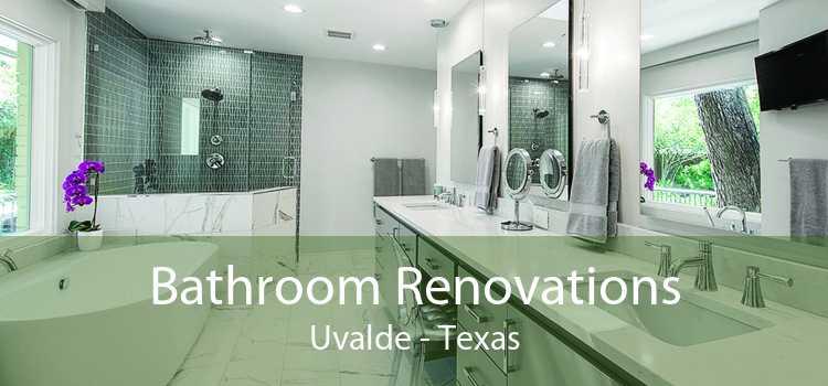 Bathroom Renovations Uvalde - Texas