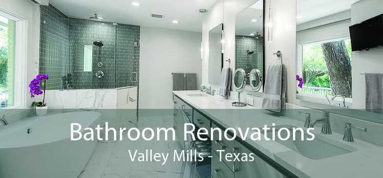 Bathroom Renovations Valley Mills - Texas