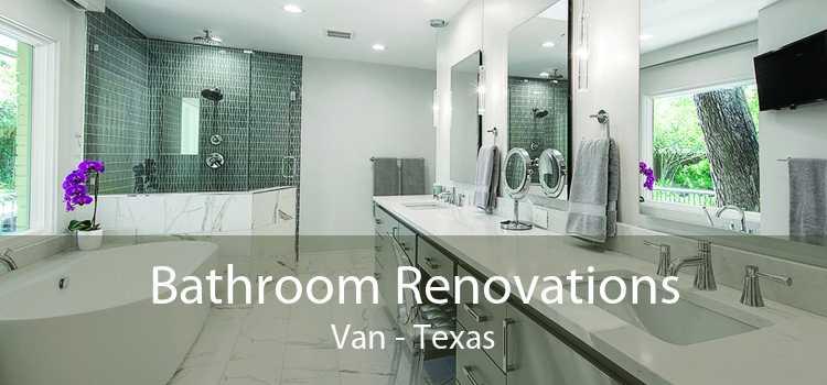 Bathroom Renovations Van - Texas