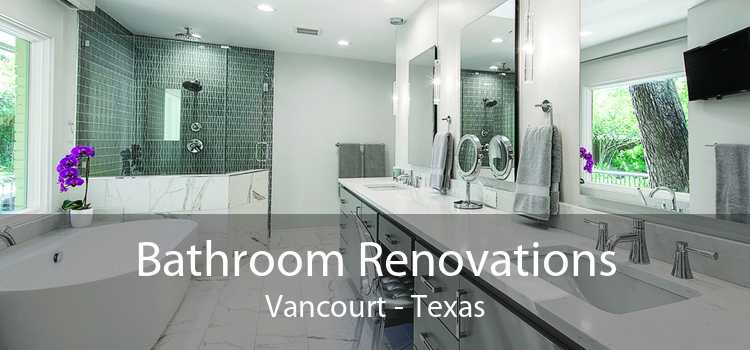 Bathroom Renovations Vancourt - Texas