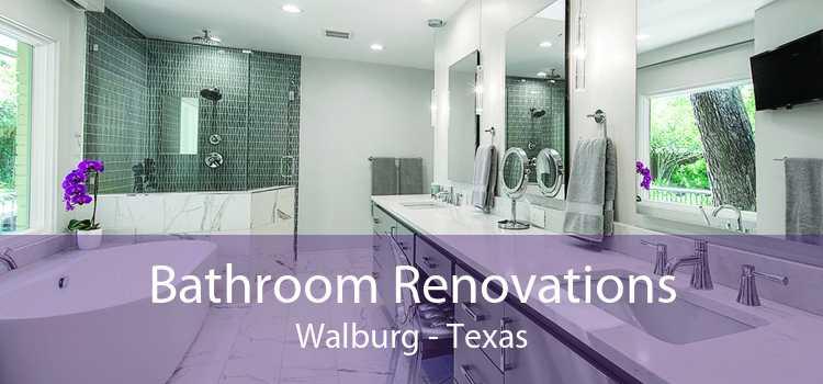 Bathroom Renovations Walburg - Texas