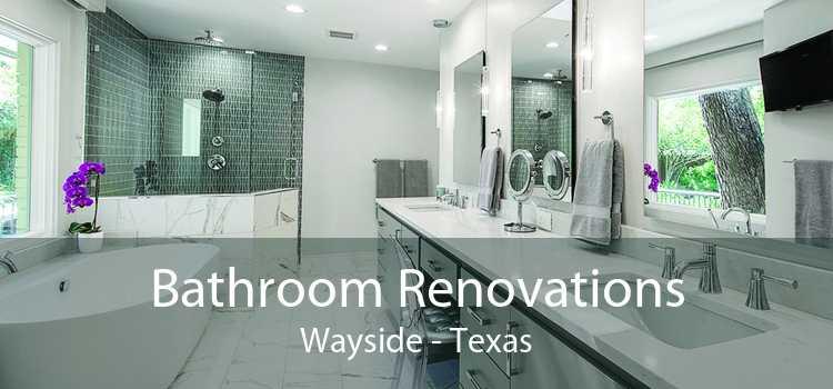 Bathroom Renovations Wayside - Texas