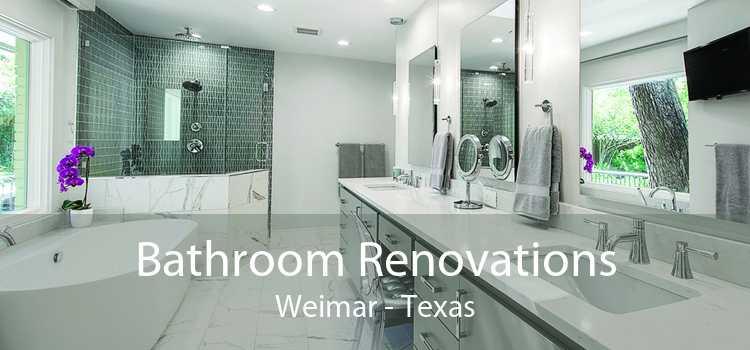 Bathroom Renovations Weimar - Texas