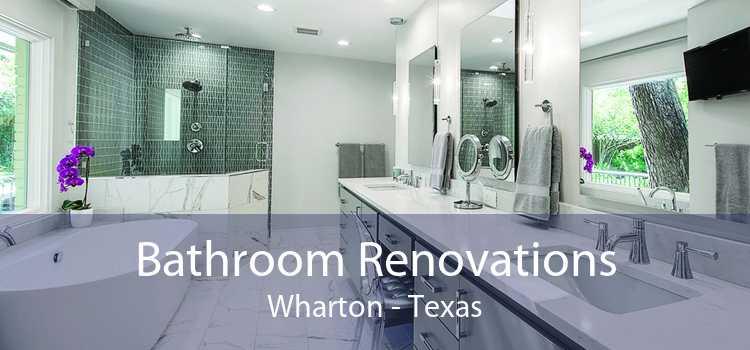 Bathroom Renovations Wharton - Texas