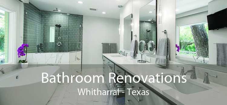 Bathroom Renovations Whitharral - Texas