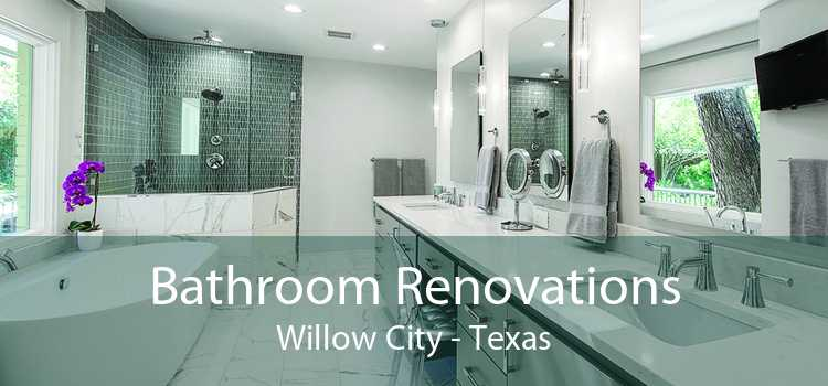 Bathroom Renovations Willow City - Texas