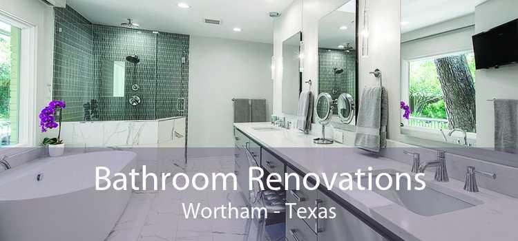 Bathroom Renovations Wortham - Texas