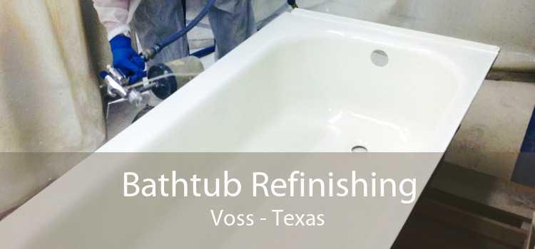 Bathtub Refinishing Voss - Texas