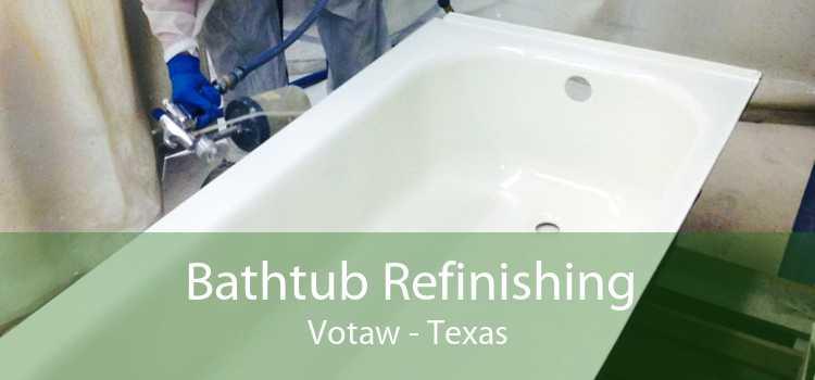 Bathtub Refinishing Votaw - Texas