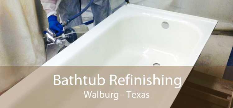 Bathtub Refinishing Walburg - Texas