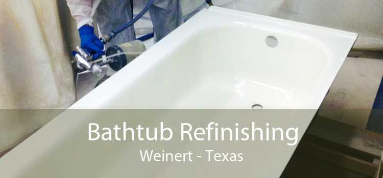 Bathtub Refinishing Weinert - Texas
