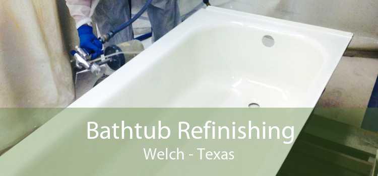Bathtub Refinishing Welch - Texas