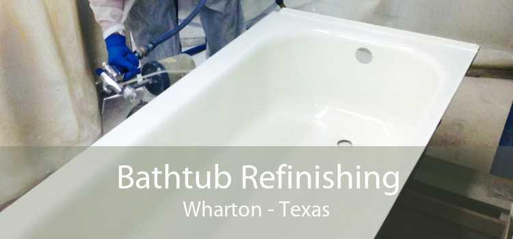 Bathtub Refinishing Wharton - Texas