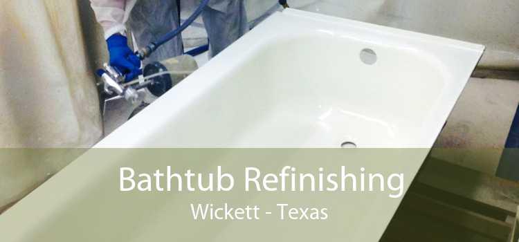 Bathtub Refinishing Wickett - Texas