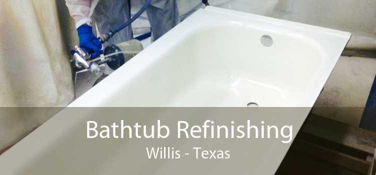 Bathtub Refinishing Willis - Texas
